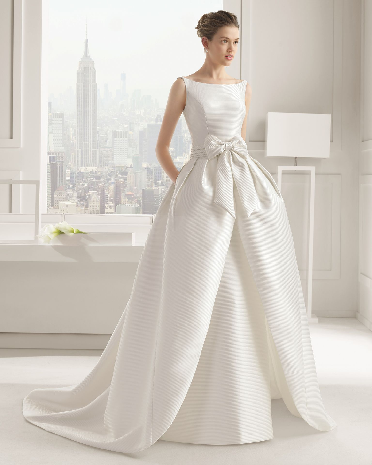 The Bow But Like Dress Rosa Clara Wedding Dresses 2017 Collection Part Ii