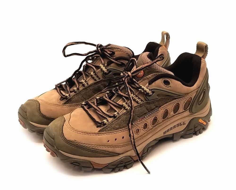 merrell size up in