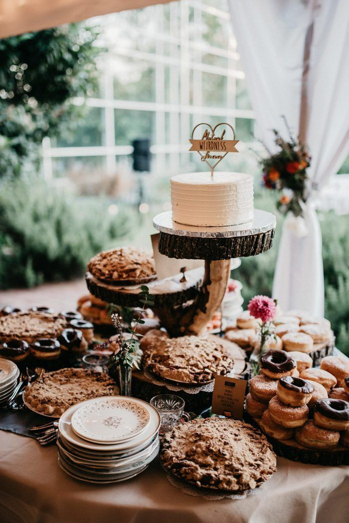 9 Wedding Dessert Table Ideas to Sweeten Your Rece