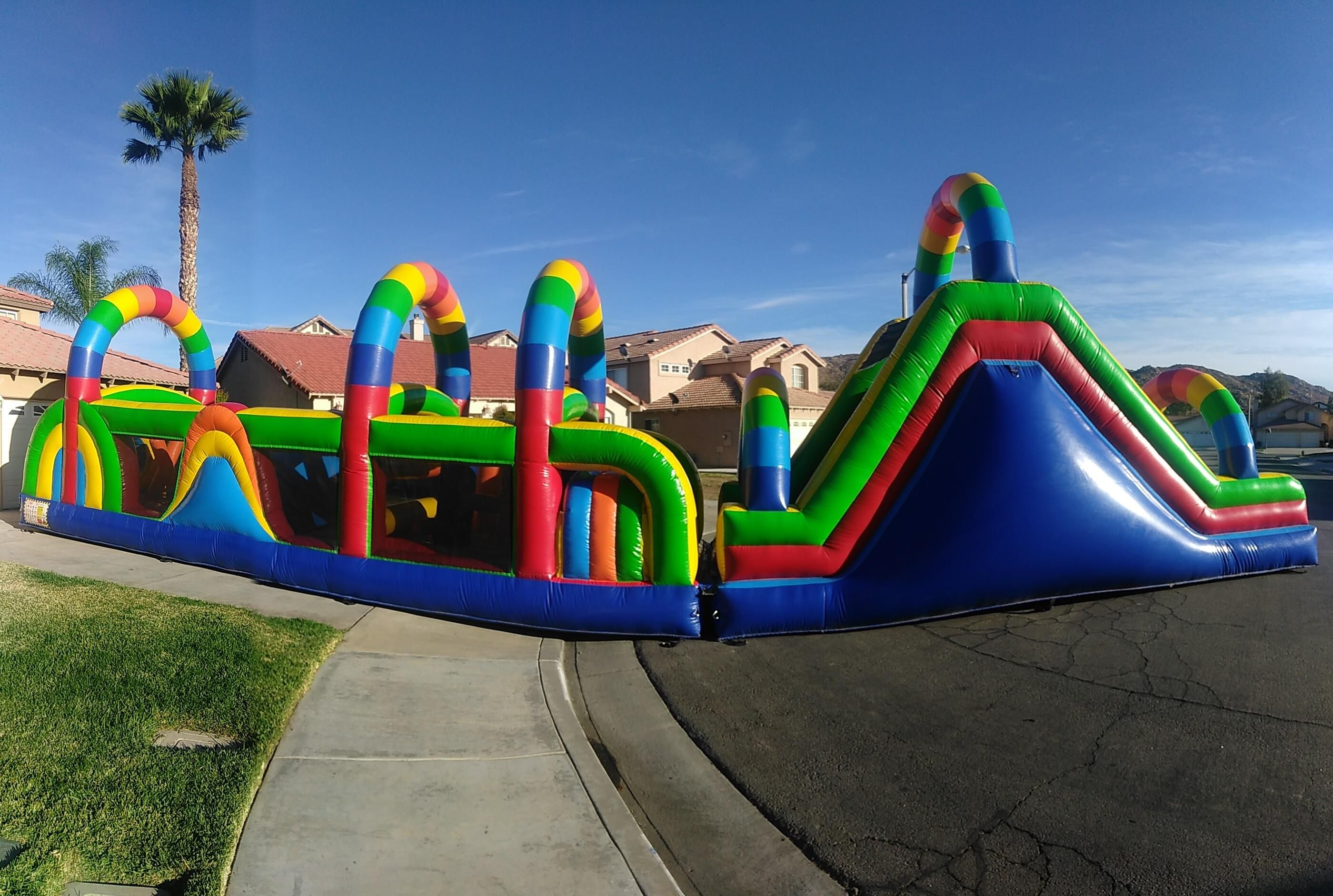 Jumpers in Moreno Valley CA Party Rentals in Riverside ca Menifee