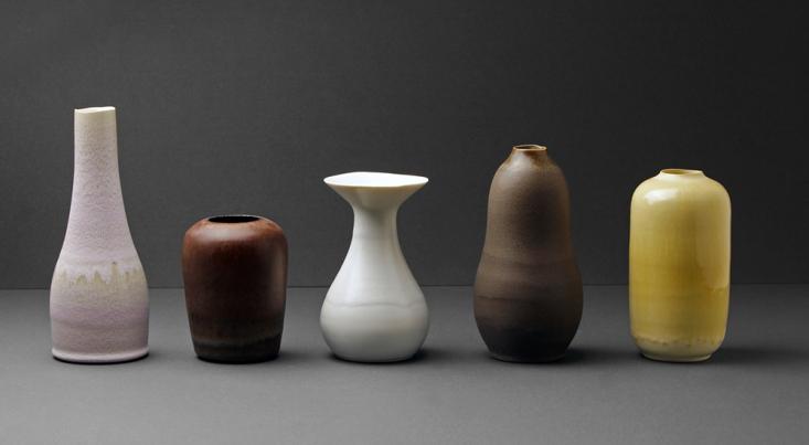 Tortus Copenhagen vases