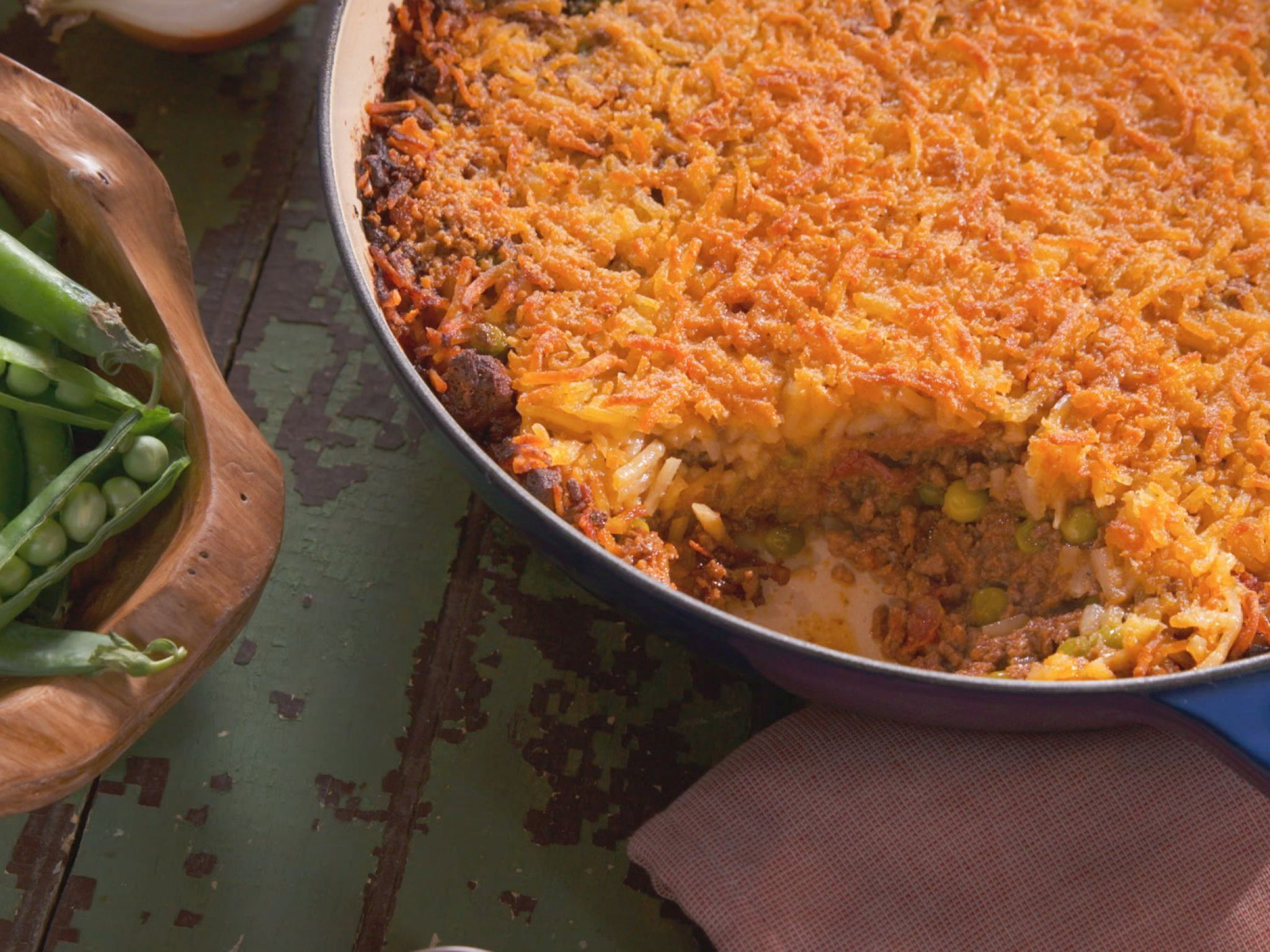 Shepherd's Pie with Tater Tot Topping | Recipe in 2020 ...