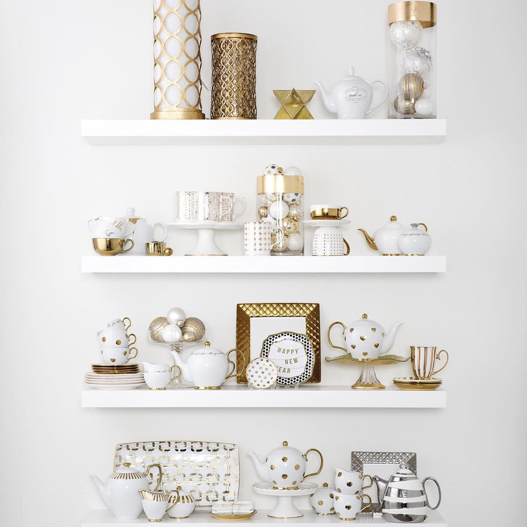 We have a #shelfie full of ideas for New Year\'s Eve hostess gifts ...