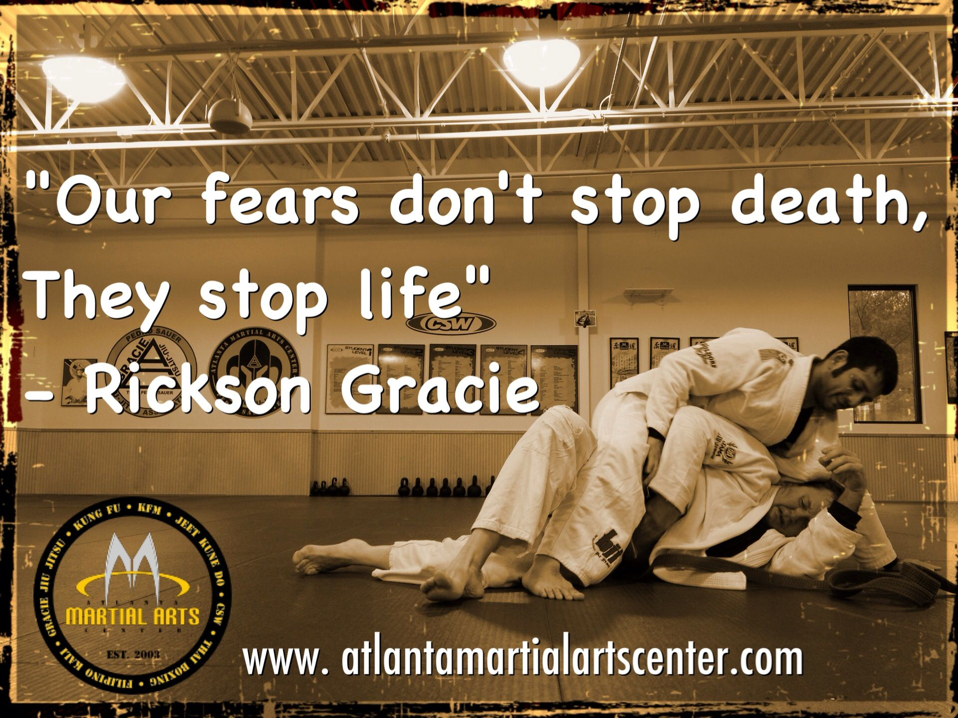 Rickson Gracie | Quotes To Live By | Pinterest | Facebook ...