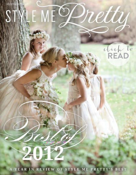 Wedding Magazines Top Wedding Magazines Wedding With Kids Wedding Flower Girl