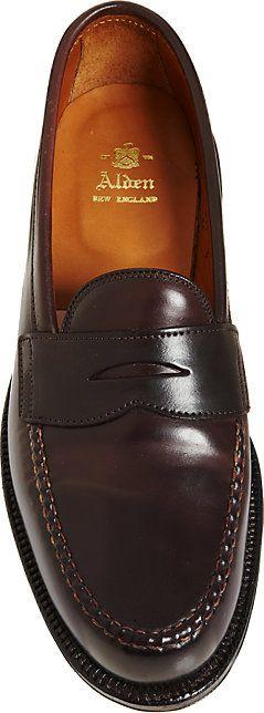 Alden Penny Loafer - Loafers - Barneys.com