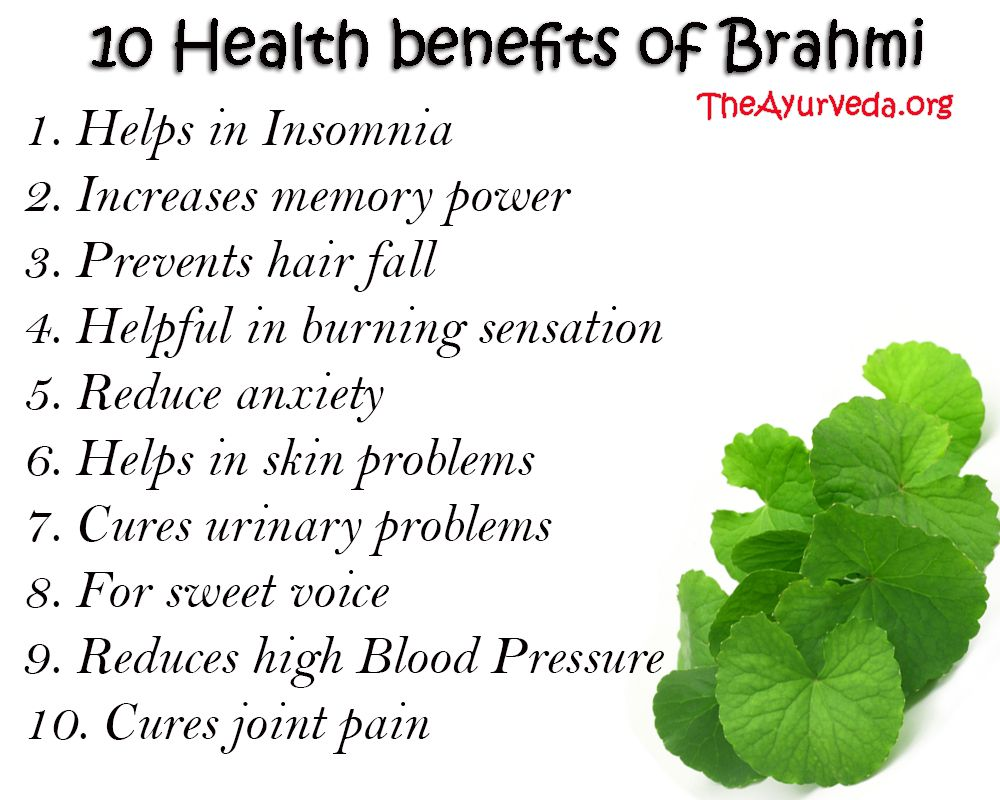 9 Must Know Facts About Brahmi (Bacopa monnieri)