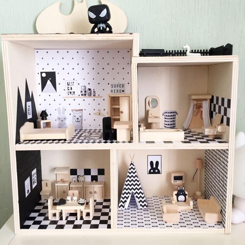 Wordpress Com Meubles Maison De Poupee Maison De Poupee Maison Playmobil