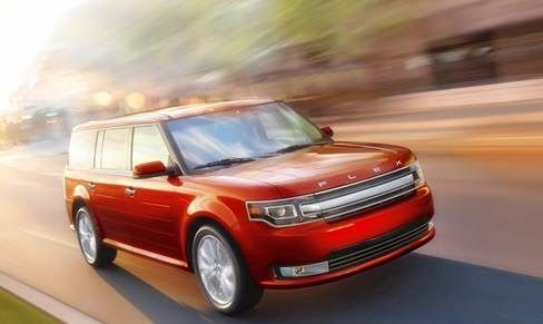 2015 Ford Flex Limited Awd Ecoboost Ford Flex Best Family Cars