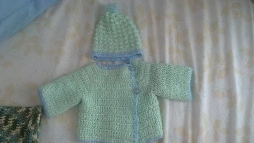The Knitless Knitter Crochets