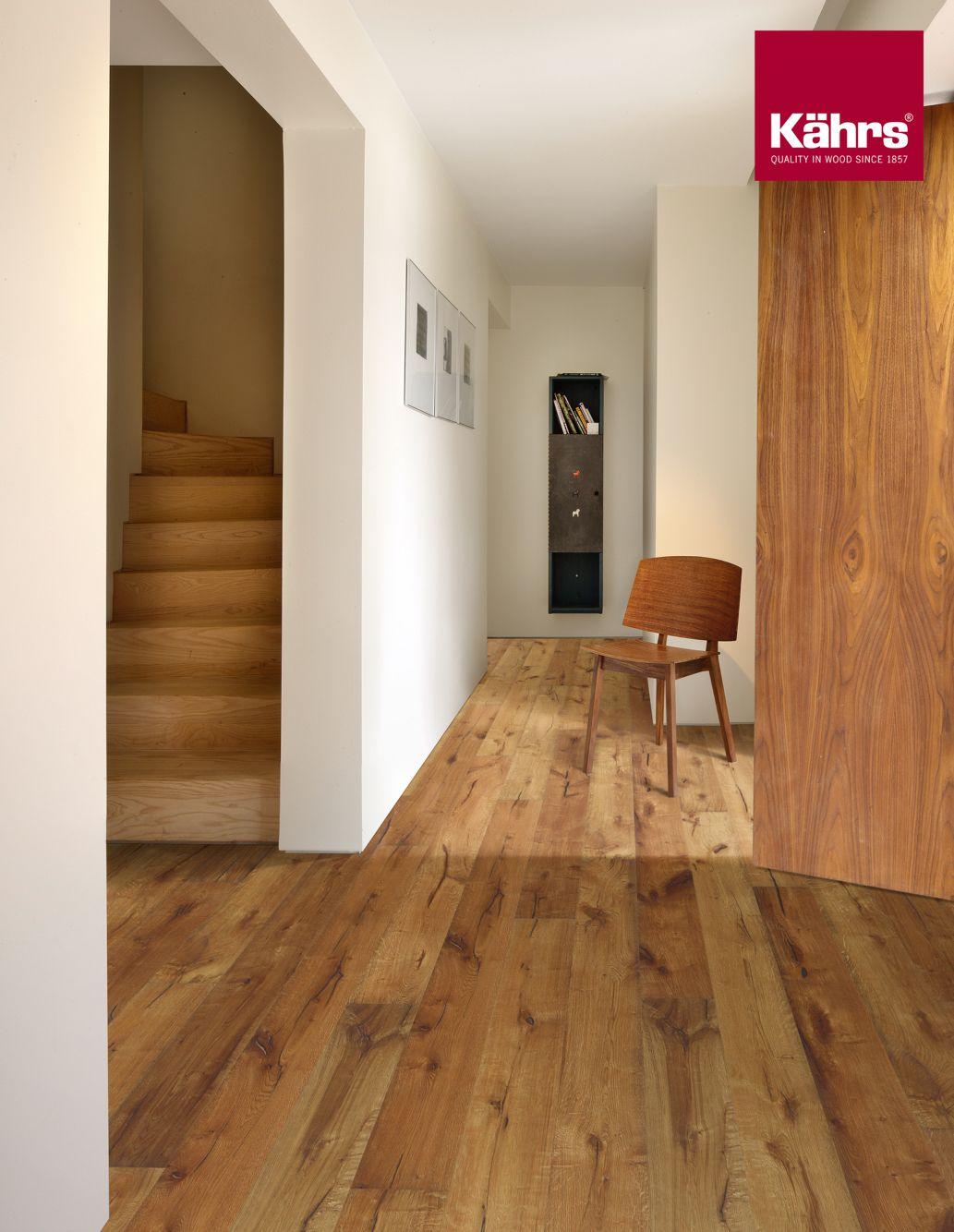 Kährs Parkett : nachhaltig wohnen mit Holz #Rademann ...