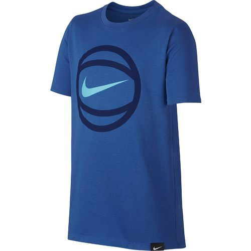 Nike Boys' Dry Ball Logo T-shirt (Black, Size X Large) - Boy's Apparel,  Boy's Athletic Tops at Academy Sports