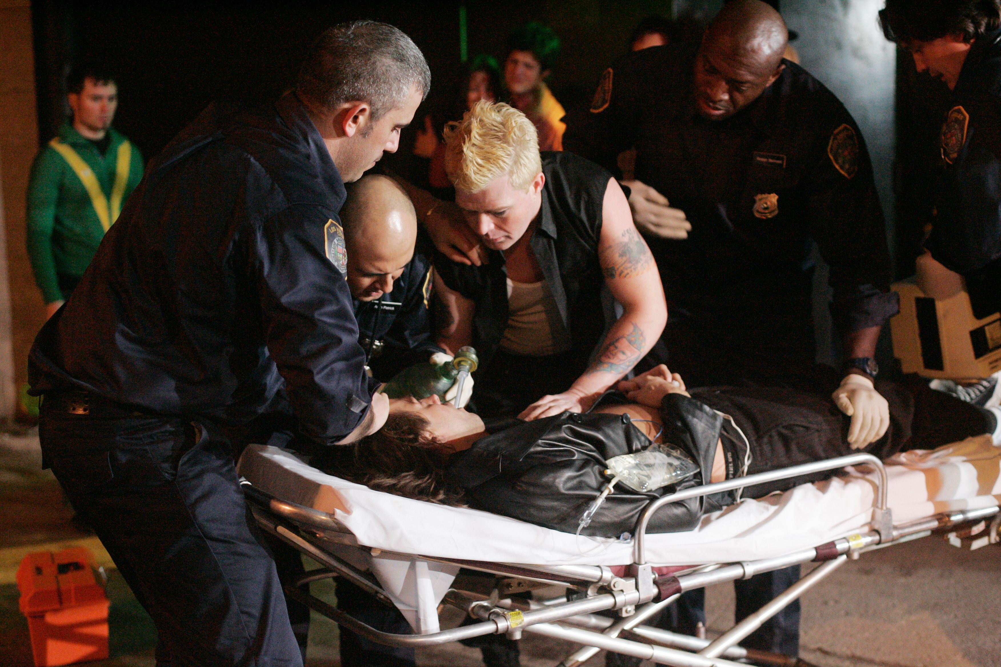 Car Crash In Phoenix Last Night