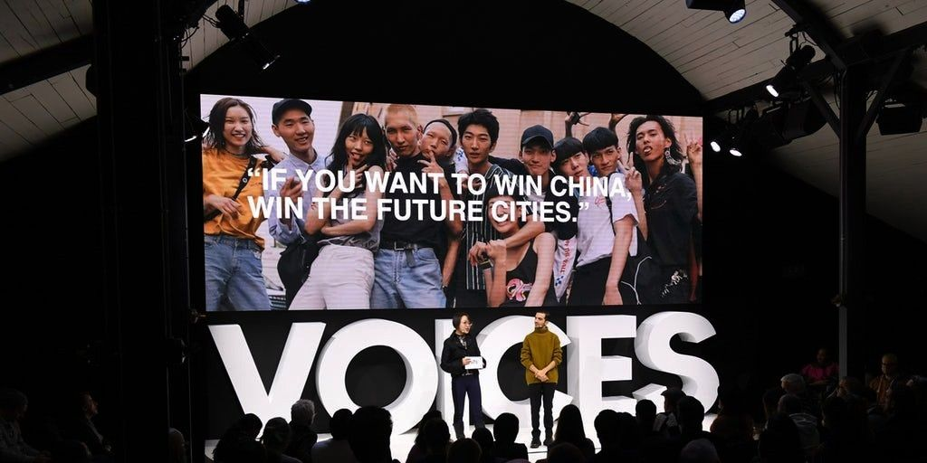 to Win China's Future CitiesHow to Win China's Future Cities  Exhibiting at a trade show, confe