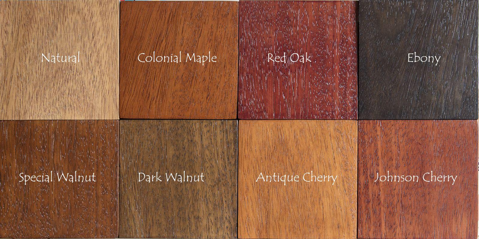 Brazilian Mahogany Stain Samples Wood Doors Staining Wood Mahogany Stain