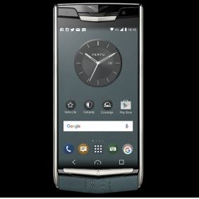Vertu Signature Touch Teal Fluted Clone Android 7 1 Snapdragon 821