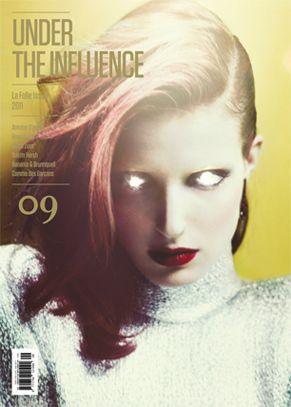 Under The Influence Magazine — La Folie Issue — Summer 2011 — Nº9