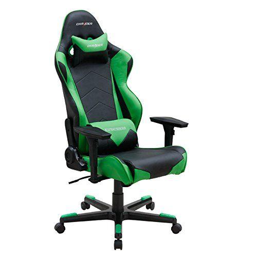 DXRacer OH/RF0/NE Racing Bucket Seat Office Chair Gaming Chair DXRacer Http: