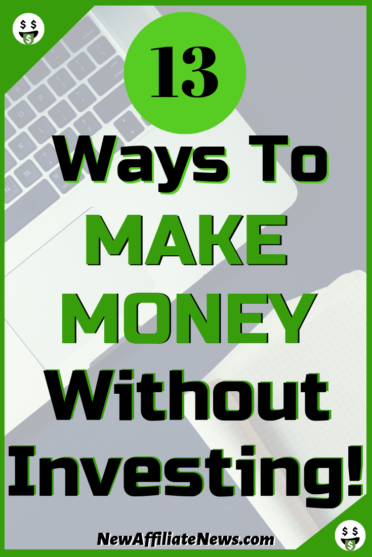 How To Income Money Online Without Invest