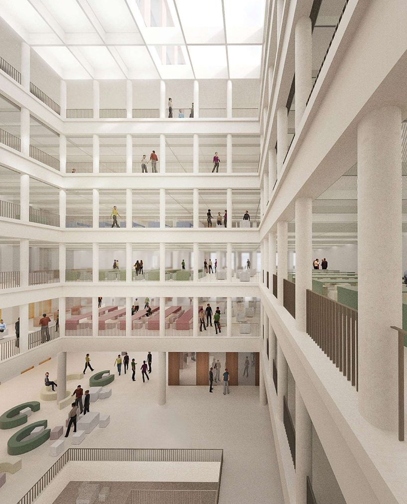 Proposals Revealed For Lse S Paul Marshall Building