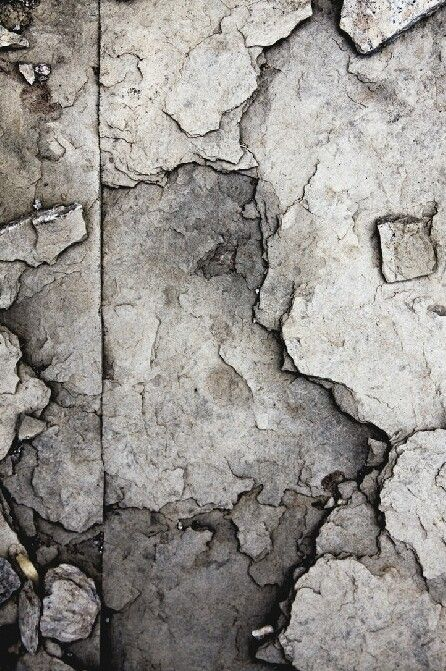 Concrete Breaking Grey Inspiration Textures Baski Dokular Urun Tasarimi