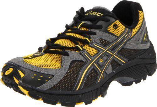 ASICS Men's Gel-Artic 4 Wr Running Shoe,Yellow/Black/Charcoal,8.5 ...