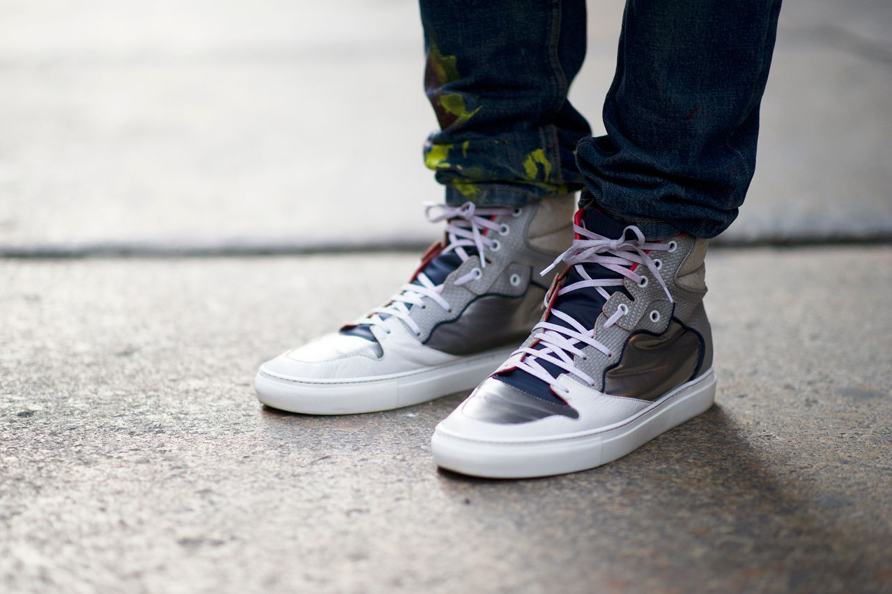 Streetsnaps Marcus Paul Shoes Mens Mens Fashion Sneakers