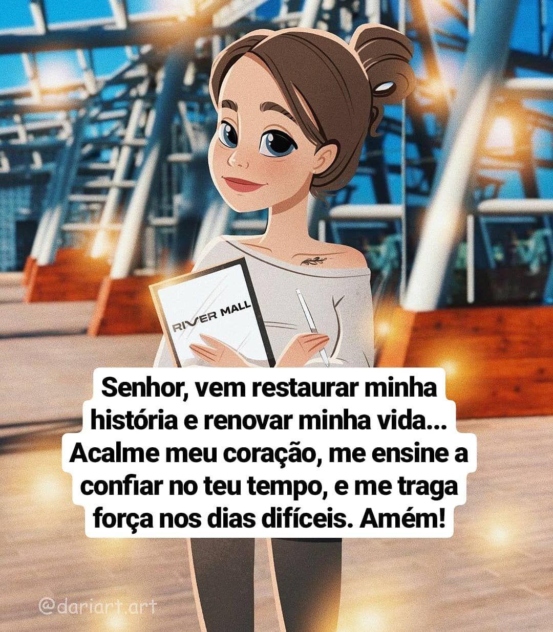 A Imagem Pode Conter Texto Que Diz River Mall Senhor Vem