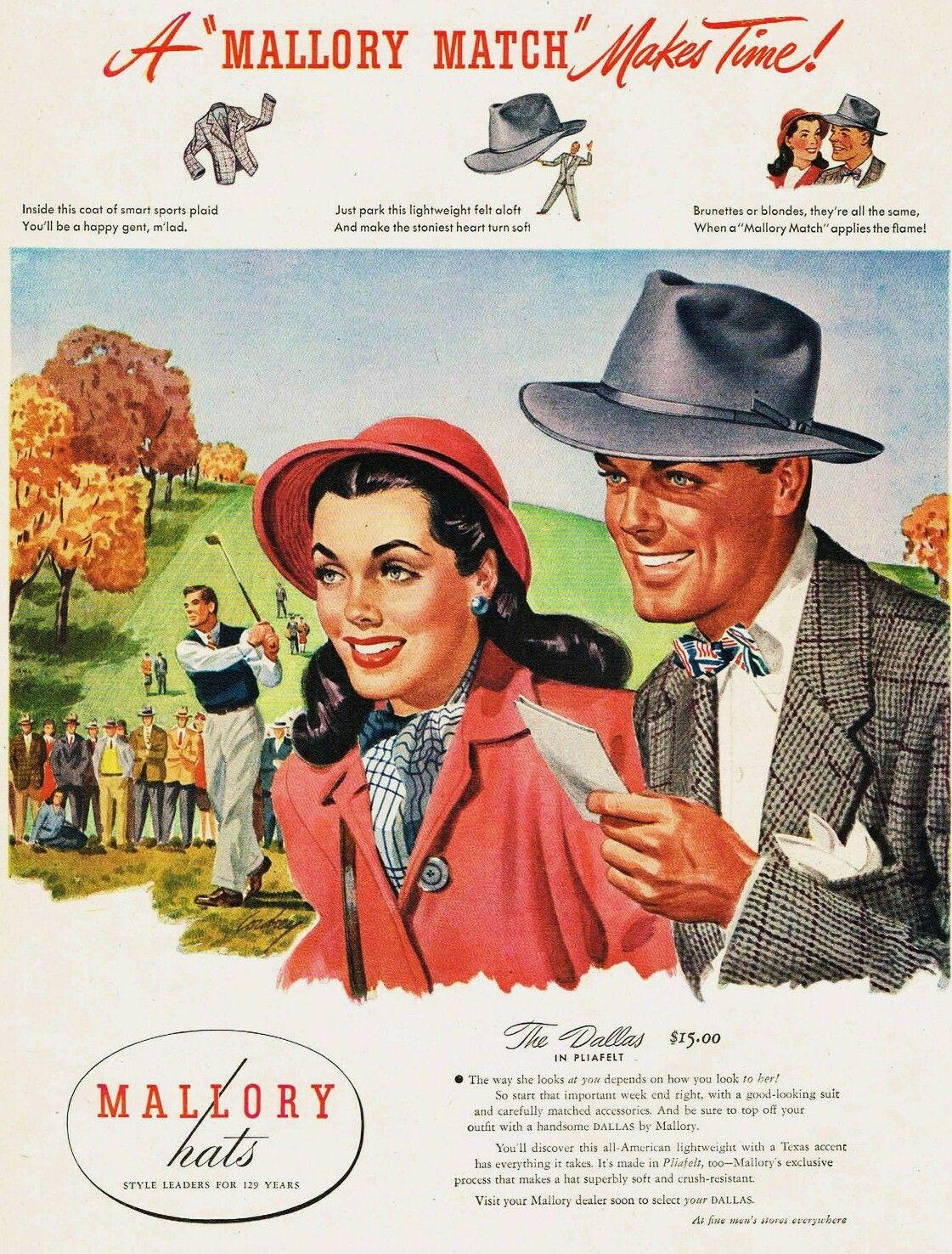 e120bbe833fbf Mallory 1946