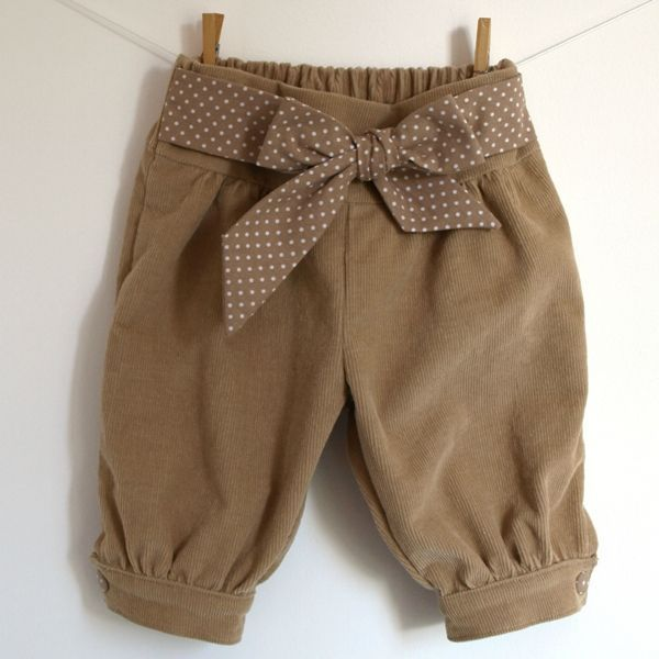 patron couture knickers