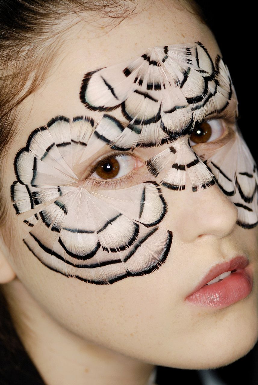 Pin by Kallia Watson on Lazy fashion prop masks