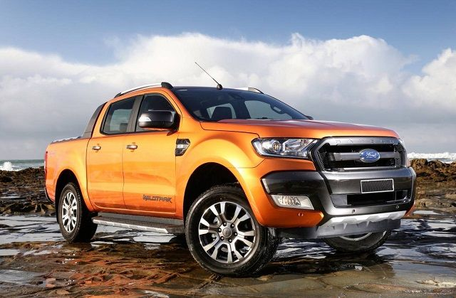 2018 Ford Ranger Wildtrak Price And Changes Haie