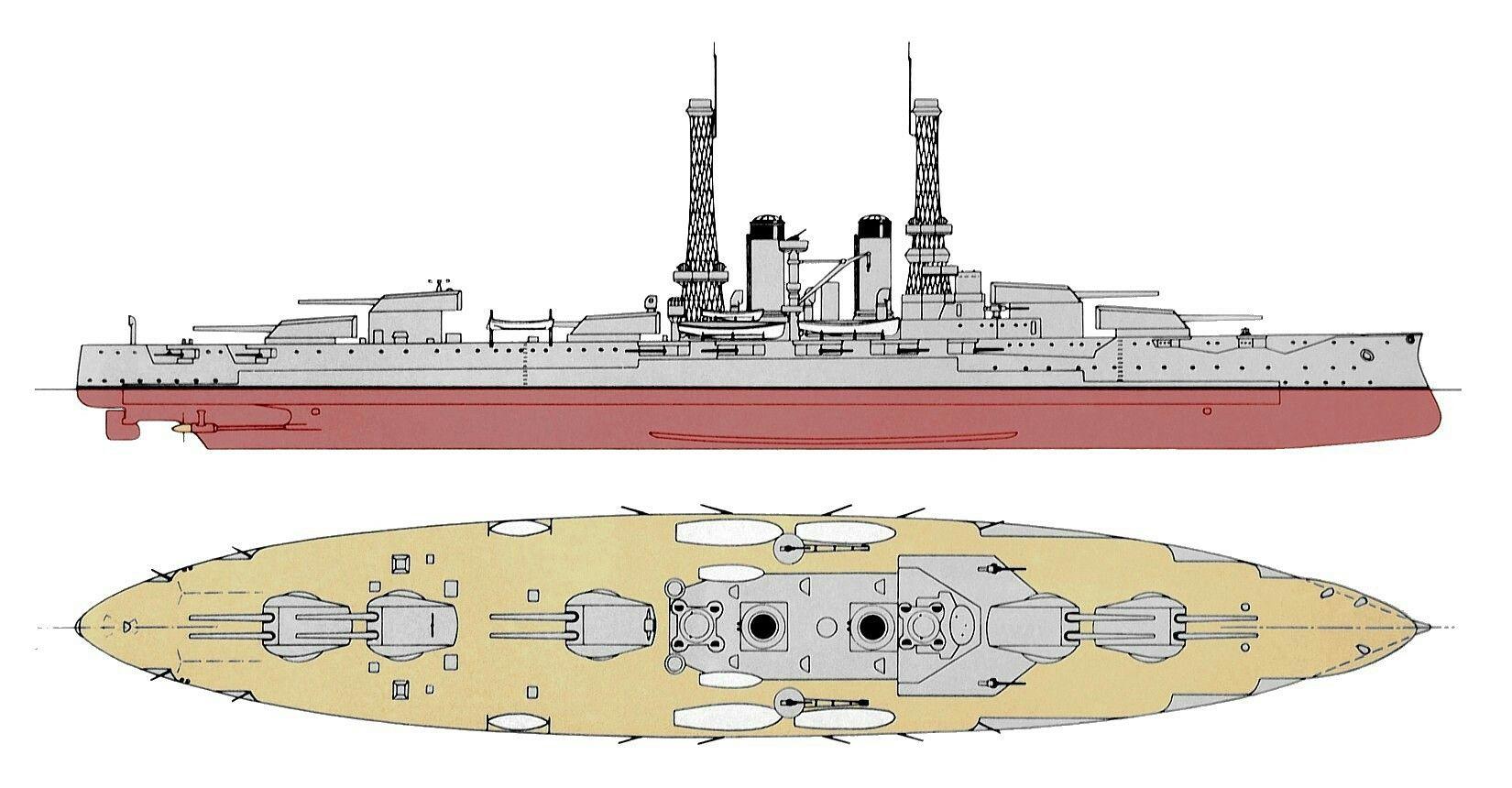uss new york new york class battleship battleship battleship uss new york diagram [ 1650 x 860 Pixel ]