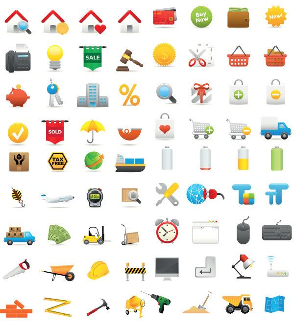 Living Small Icon Vector Material Map Symbol Pinterest Small