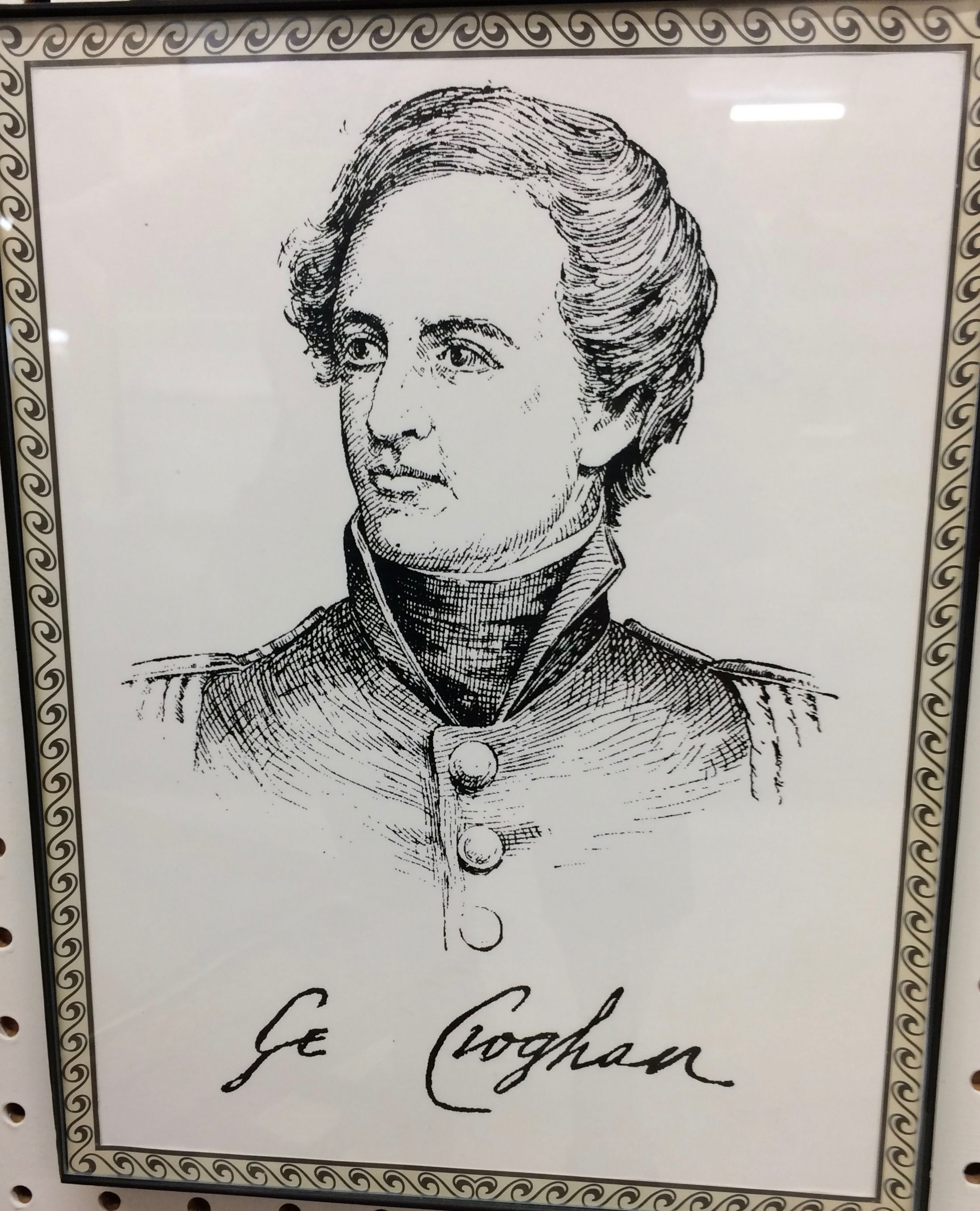 Colonel George Croghan (b.11/15/1791 KY) was acclaimed as the hero of Ft.  Stephonson, Ohio, during the War of 1812. He was also the nephew of the  famous ...