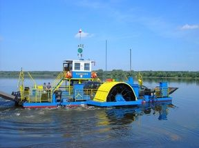 Nieszawa Ferry in Poland
