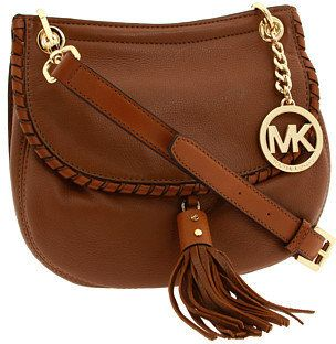 654e43406a2e ShopStyle: MICHAEL Michael Kors - Bennet Small Messenger | My Style ...