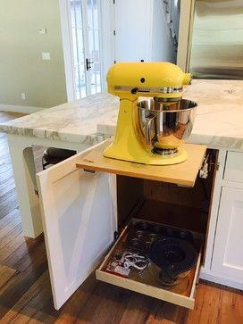 Houzz Tour: Change Of Heart Prompts Change Of House. Kitchen  OrganizationKitchen ...