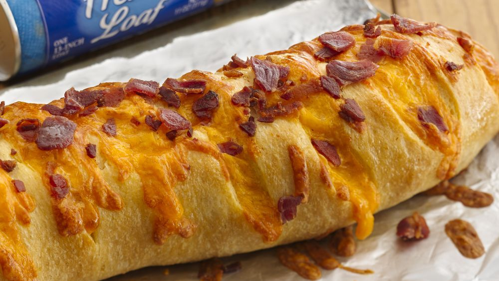 Bacon Cheddar French Loaf recipe from  This Cheddar French Loaf recipe from  is a best for your din