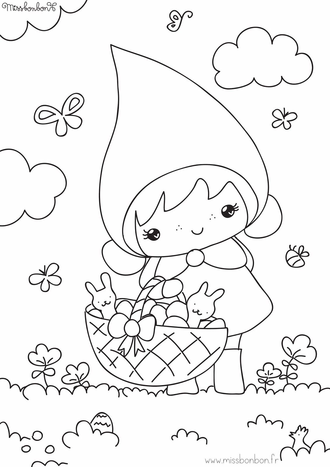 Colouring in picture Coloriage