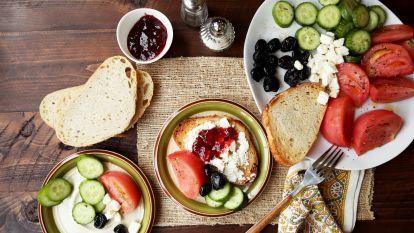 Turkish Breakfast Recipe  - Food.com #turkishbreakfast Turkish Breakfast #turkishbreakfast