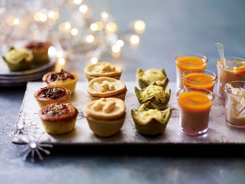 Heston Party Food Christmas Food Photography Waitrose