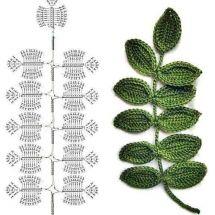 Crochet Flower Patterns Part 1 #crochetflowerpatterns