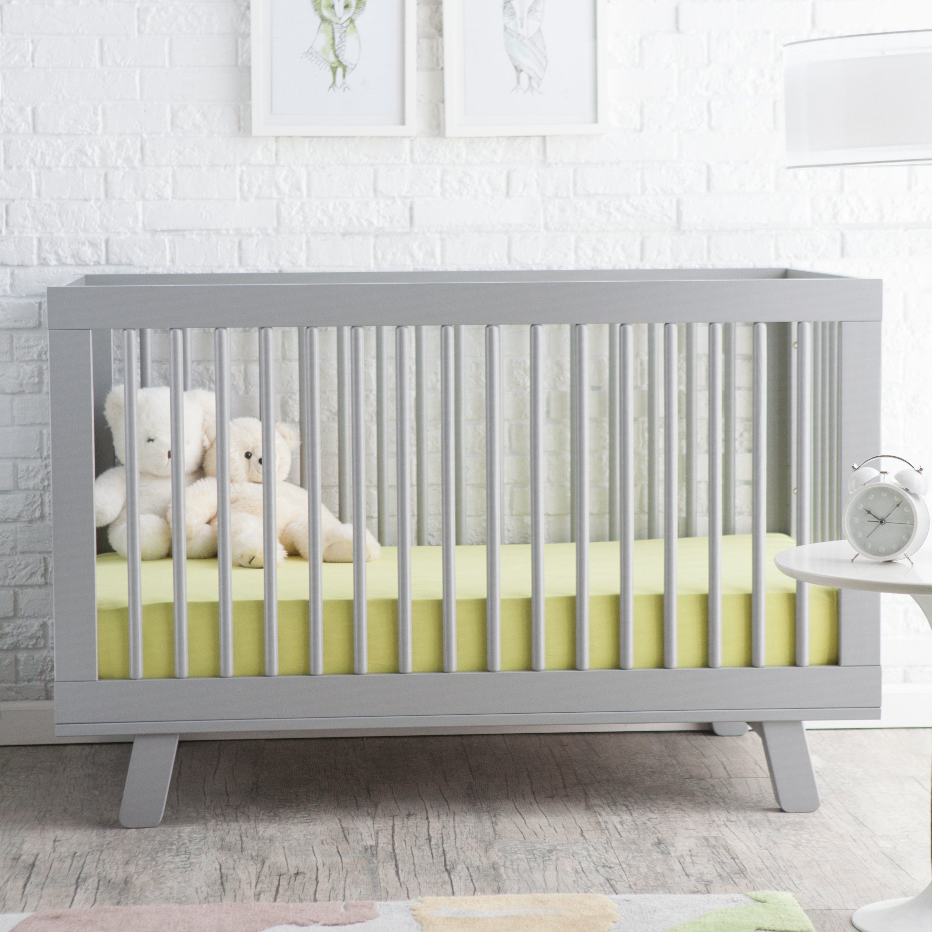 Babyletto Hudson 3 In 1 Convertible Crib Babyletto Hudson Crib