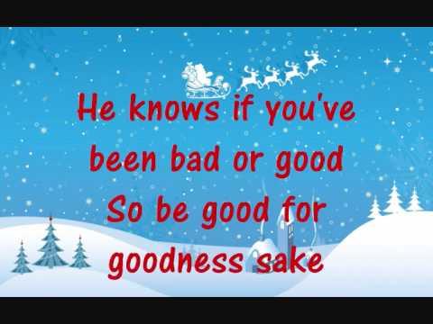 Santa Claus Is Coming To Town Mariah Carey Lyrics Mariah Carey Lyrics Santa Claus Is Coming To Town Yours Lyrics