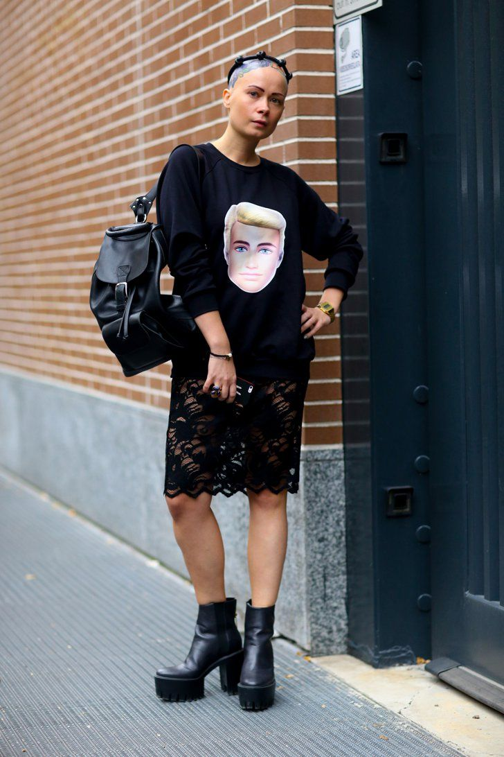 Pin for Later: Over 100 of the Very Best Milan Fashion Week Street Style Snaps Milan Fashion Week Street Style