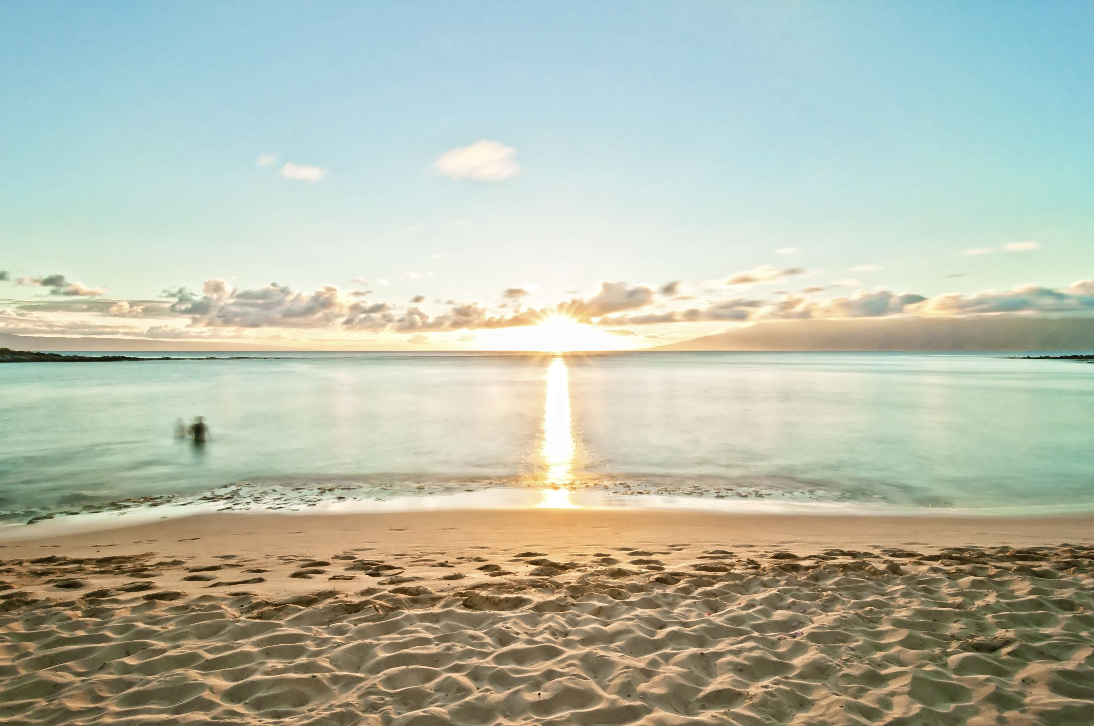 Beach Day Hawaii