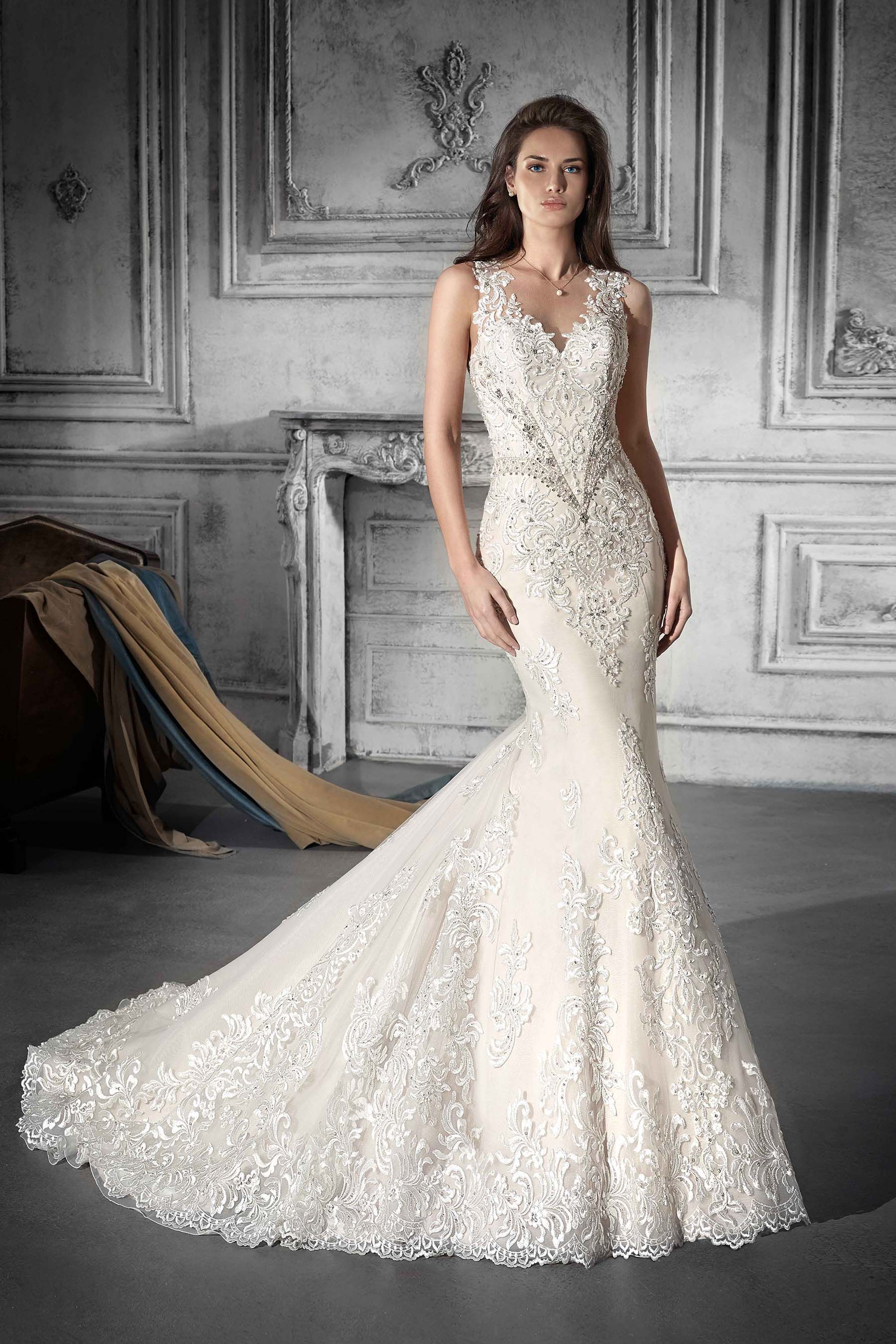 Demetrios Bride Wedding Dresses Bridal Evening Gowns Collection Style 761