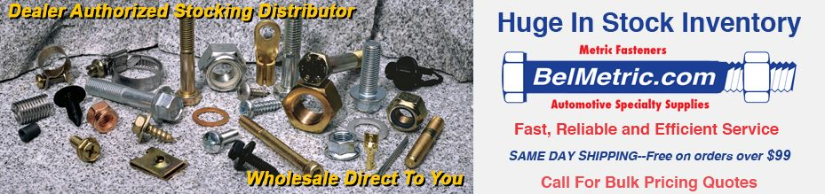 Hex Bolts Grade 8.8, Metric Bolts, Metric Hardware & Fasteners