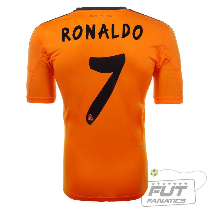 294add957 Camisa Adidas Real Madrid Third 2014 7 Ronaldo - Fut Fanatics - Compre  Camisas de Futebol Originais Dos Melhores Times do Brasil e Europa -  Futfanatics